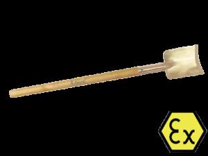 ШАБЕР ВОГНУТЫЙ ИСКРОБЕЗОПАСНЫЙ X-SPARK