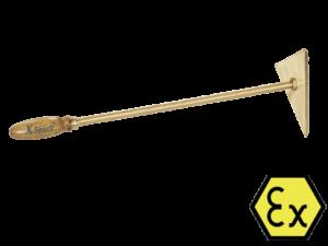 ШАБЕР ТРЕУГОЛЬНЫЙ ИСКРОБЕЗОПАСНЫЙ X-SPARK