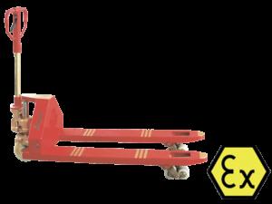 Грузоподъёмное оборудование искробезопасное