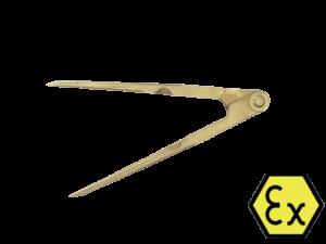ЦИРКУЛЬ-ИЗМЕРИТЕЛЬ ИСКРОБЕЗОПАСНЫЙ X-SPARK